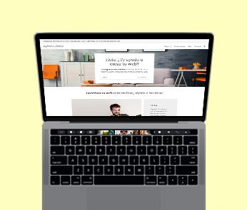 Necesito una página web ¿Empezamos?